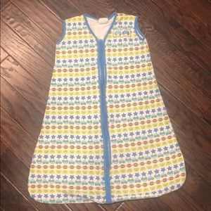 halo sleepsack, medium: 6-12 mo//16-24 lbs